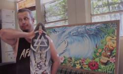 Caspian delooze - Linkin Park art - warner music 2013
