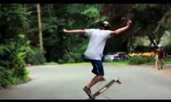 Longboarding in Connecticut with Billy Wilson