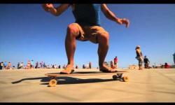 Pintail Longboarding for Fun