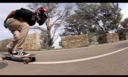 Longboard BoardGuide Reviews: The Vecter 37 with Scott