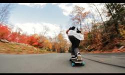 Bradley Harper Shreds It All: Longboarding and Snowboarding