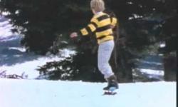 1978 Snow Skate Footage