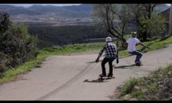 Longboarding: Gianky & Ori Steezin in Spain
