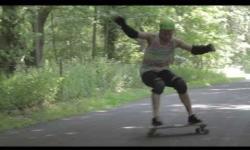 Yoat-Sen (James Allen) Longboard Trailer