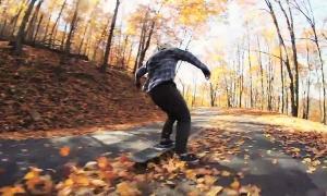 Run Through The Leaves