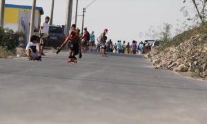 Ethan Cochard's Slide Jam - Lima 2013