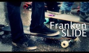 LONG BOARDING - Frankenslide!