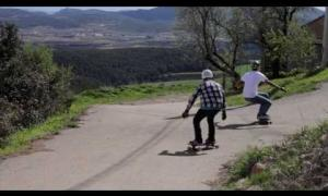 Longboarding: Gianky & Ori Steezin in Spain